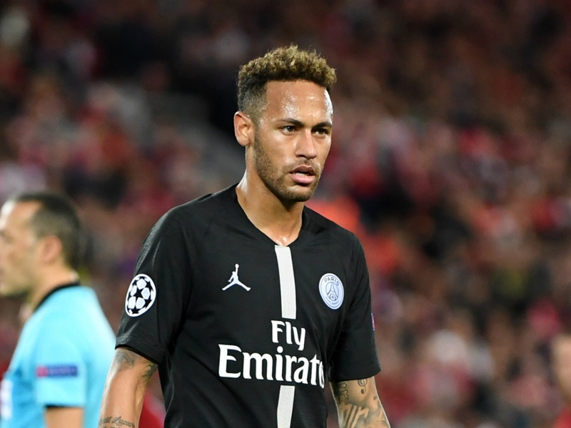 'Neymar world-class but not a defender' - Klopp admits Liverpool targeted PSG star