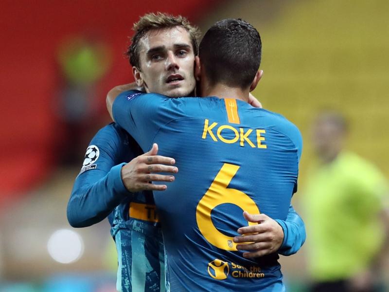 Rodrigo and Simeone salute 'decisive' Griezmann display