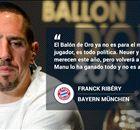 "Ribéry : ""J'étais en contacts avancés avec le Real Madrid"""