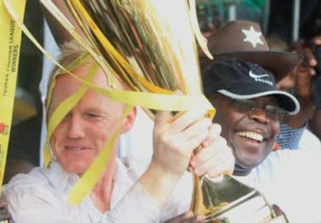 Nuttall: Gor have best support in Kenya