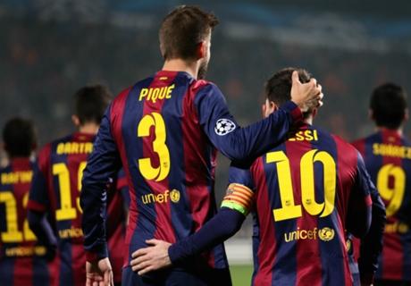 SPESIAL: Inilah Klub Yang Lolos Ke Fase Gugur Liga Champions