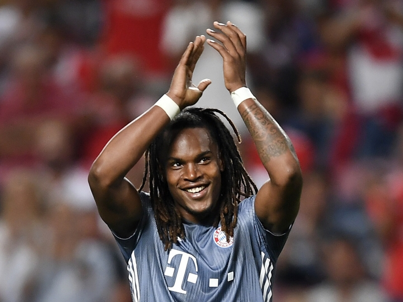 Renato Sanches wants more minutes at Bayern Munich