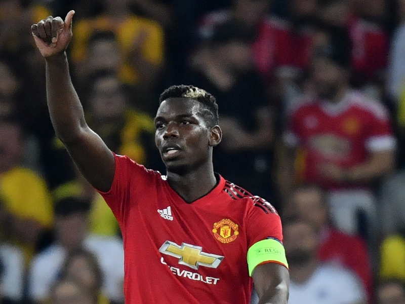 Young Boys no match for Man Utd