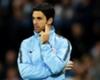 Manchester City's Mikel Arteta
