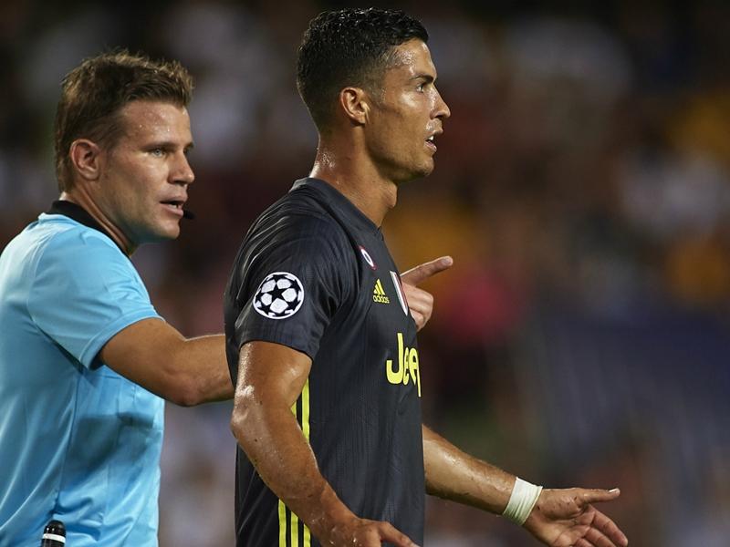 Marcelino: Tearful Ronaldo said he did nothing wrong