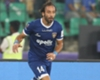Inigo Calderon Chennaiyin FC FC Pune City ISL 4 2017/2018