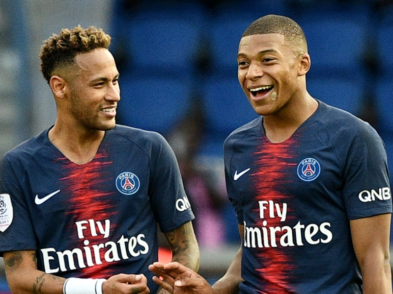 'Outstanding' Mbappe and Neymar have made it easy for me to settle at PSG - Kehrer