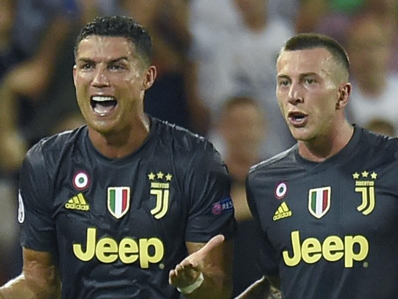 Ronaldo red card slammed by Emre Can: We're not women!