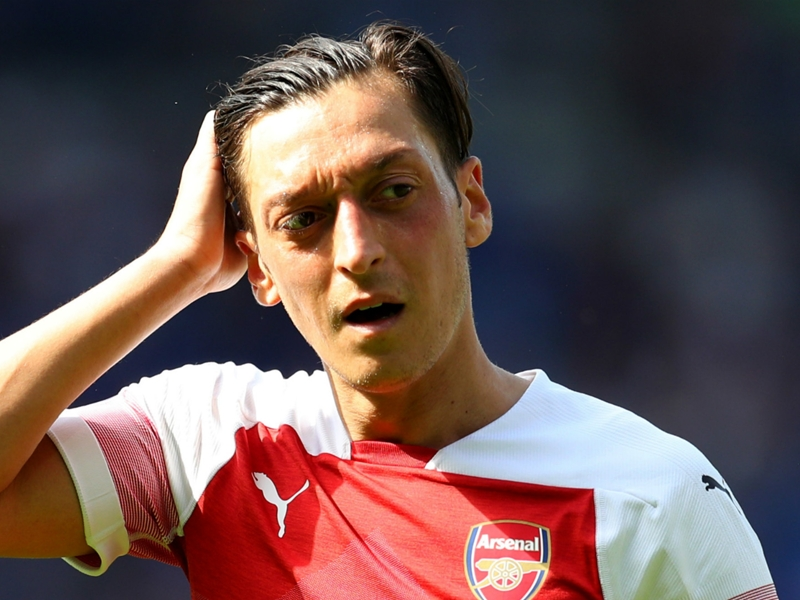 'Ozil is just waiting for retirement' - Arsenal star has given up, says Petit