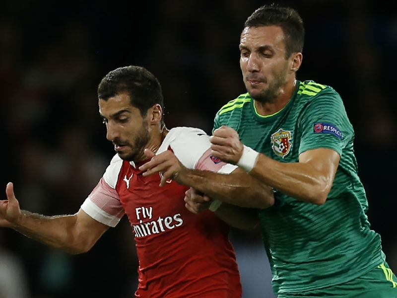 Ligue Europa - Le FK Vorskla vers un forfait contre Arsenal ?