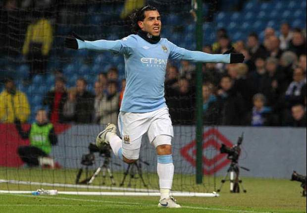 Wigan Athletic 0-2 Manchester City: Carlos Tevez & Yaya Toure On Target As City Record First Away Victory