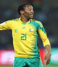 Katlego Mashego, South Africa International