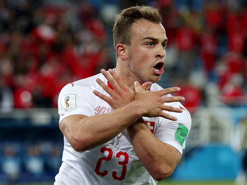 Serbia's most hated footballer? Why Xherdan Shaqiri was left out Liverpool's squad for Red Star Belgrade