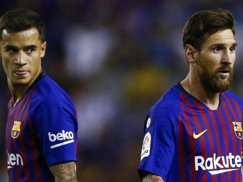 """FC Barcelone, Philippe Coutinho : """"Lionel Messi est imprévisible"""""""