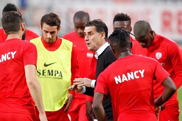 Ligue 2 - Après sept défaites d'affilée et aucun but marqué, Nancy brise enfin la malédiction