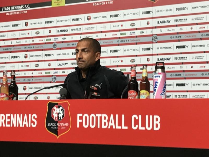 Stade Rennais - Sabri Lamouchi se défend d'avoir privilégié le derby