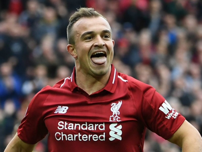 Shaqiri exceeds Klopp's expectations and is tipped be 'decisive' for Liverpool
