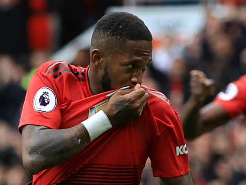 'Fred has a great future at Man Utd' - Brazilian midfielder backed to succeed at Old Trafford