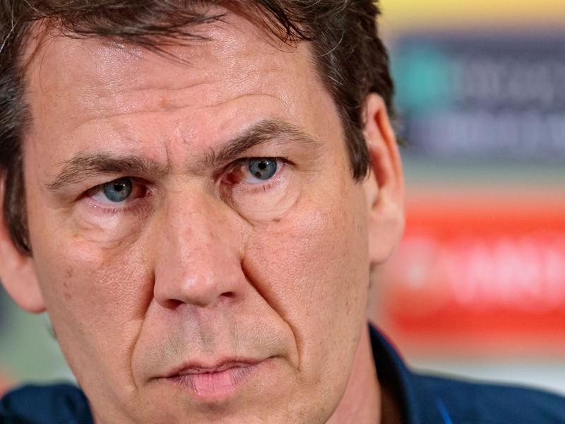 """OM, Rudi Garcia évasif sur le mercato et le cas Mario Balotelli : """"Vous savez très bien les postes sur lesquels on travaille"""""""