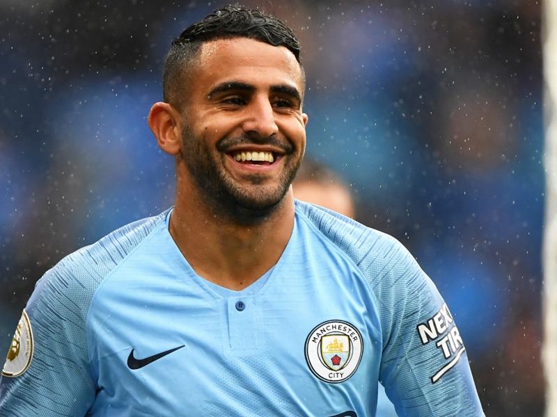 "Manchester City, Riyad Mahrez : ""Marquer n'est pas une fin en soi"""