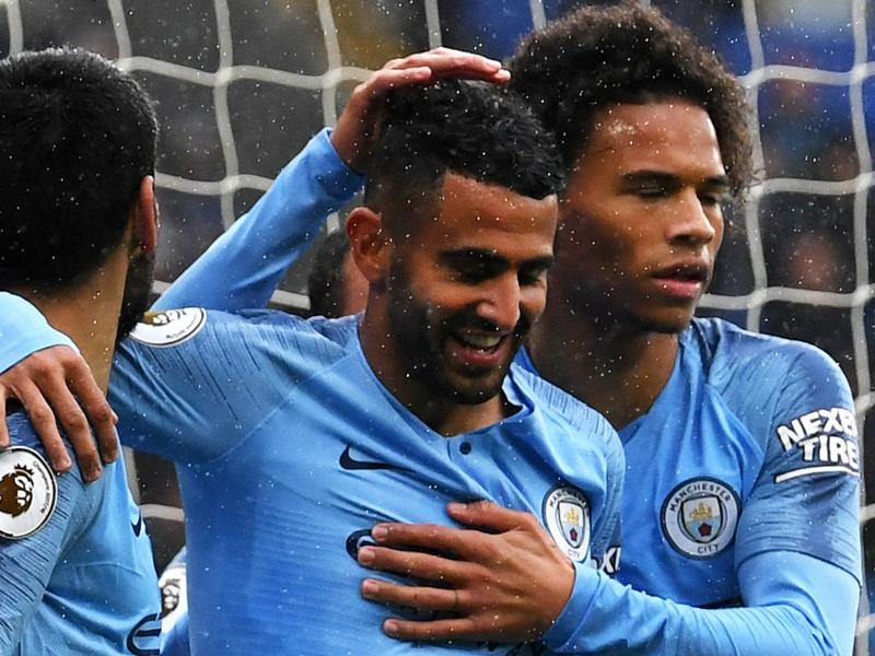 """Man City - Pep Guardiola sur Riyad Mahrez : """"C'est un gars qui va beaucoup nous aider"""""""