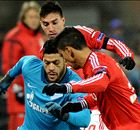 Player Ratings: Zenit 1-0 Benfica
