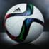 Este es el balón con el que se disputará el Mundial de clubes