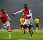 EN VIVO: Arsenal 2-0 B. Dortmund