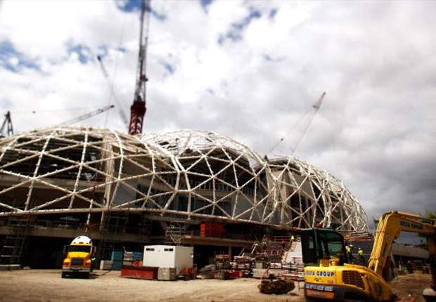 Exclusive: Exploring The Melbourne Victory's New Home - The Melbourne Rectangular Stadium