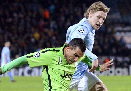 LIVE: Malmo 0-0 Juventus