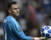 Real Madrid kalecisi Keylor Navas, oynayamamaktan şikayetçi