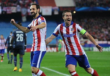 EN VIVO: Atl. de Madrid 4-0 Olympiacos