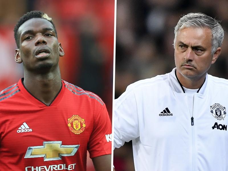 "Manchester United, José Mourinho : ""Paul Pogba ne sera plus le vice-capitaine"""