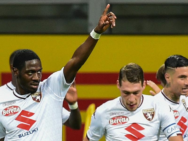 Ola Aina shines as Torino ease past Sampdoria