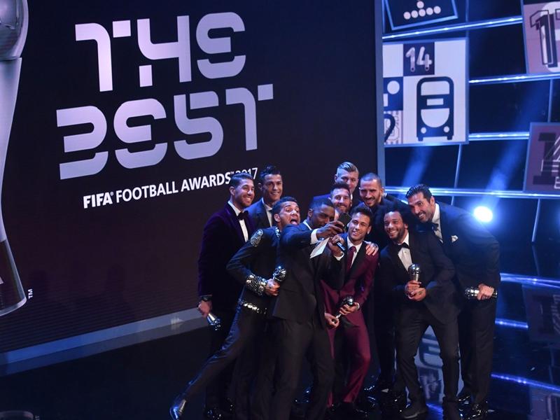 جوائز الأفضل - تسريب فريق العام للفيفا ومفاجأة مدوية في حراسة المرمى