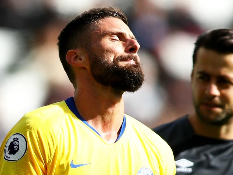 """Chelsea, Olivier Giroud : """"Les adversaires commencent à étudier notre style de jeu"""""""