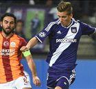 Spelersrapport: Anderlecht - Galatasaray