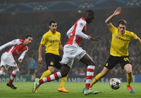 Subotic: BVB deserved Arsenal defeat