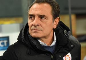 Scheiterte nach fünf Monaten bei Galatasaray: Cesare Prandelli