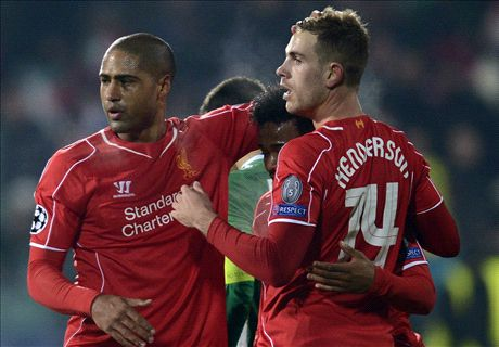 Late Ludo strike leaves Liverpool needing win