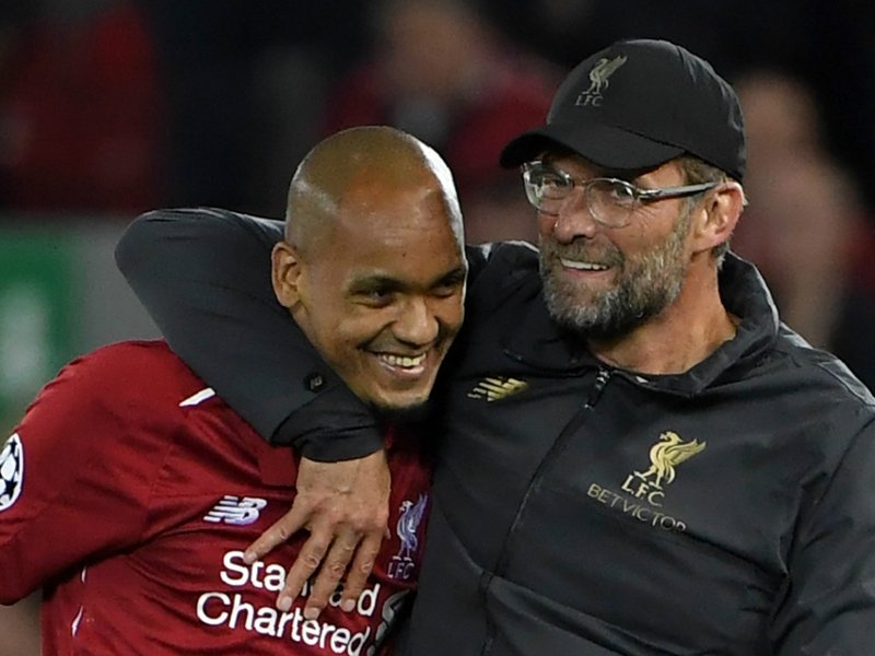 Fabinho: I'm not totally settled at Liverpool