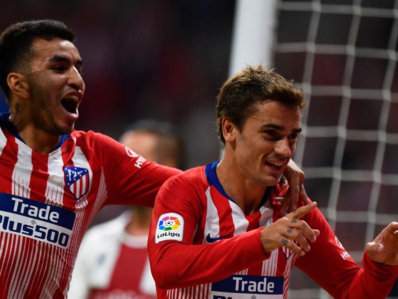 Atlético de Madrid- Huesca 3-0 - L'Atlético déroule, Antoine Griezmann buteur