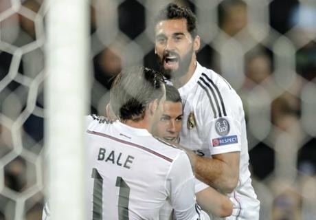 GALERÍA: Basilea 0-1 Real Madrid