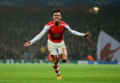 Alexis: Am I the star at Arsenal?