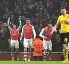 Spelersrapport: Arsenal - Borussia Dortmund