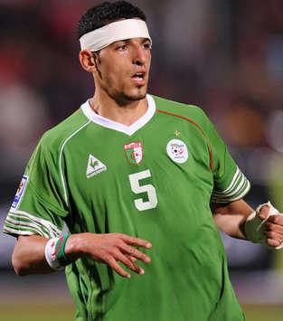 Rafik Halliche (Algeria)