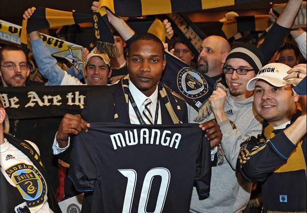 MLS Comment: Danny Mwanga Ready To Add To Immigrant Contributions To U.S. Soccer