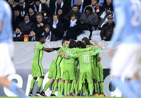 FT: Malmo 0-2 Juventus