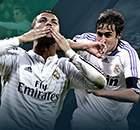 Ronaldo op gelijke hoogte met Raul