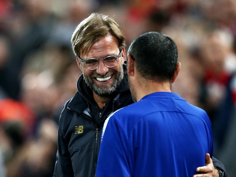 """Chelsea, Maurizio Sarri : """"Liverpool est prêt pour remporter des titres et la Premier League"""""""